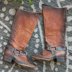 Freebird Philly harness boot